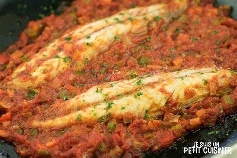 cuisiner du maquereau recette de maquereau sauce tomate