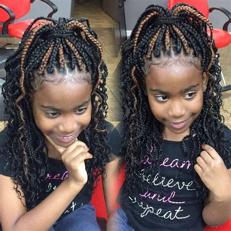 box braids hairstyles for kids 2018 kids hairstyle
