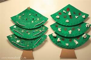Basteln Mit Grundschulkindern : nikolaus basteln mit kindern pappteller idee weihnachtsbasteln ~ Orissabook.com Haus und Dekorationen