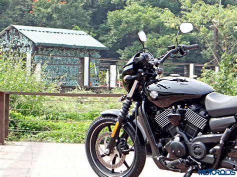 2016 Harley Davidson Street 750 Review