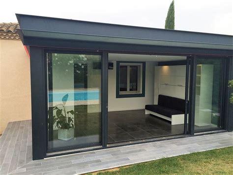 veranda chambre réalisation d 39 une extension d 39 habitation à aix en provence