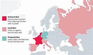 MAPPED: Where is the burka banned in Europe? | World ...