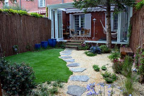 ideas  decorar  jardin pequeno decoracion de