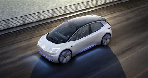 2020 Electric Volkswagen by Volkswagen Id Electric Car To Launch In 2020 Along With