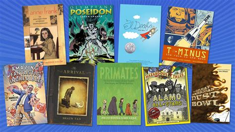 powerful graphic novels  middle school edutopia