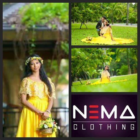 Pre-shoot dress NEMO Clothing +94723333456 | Clothes ...