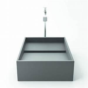 Lavabo En Pierre Naturelle : lavabo double plan inclin en pierre naturelle ~ Premium-room.com Idées de Décoration