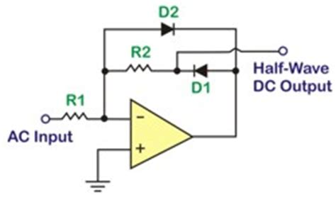 precision rectifiers explained