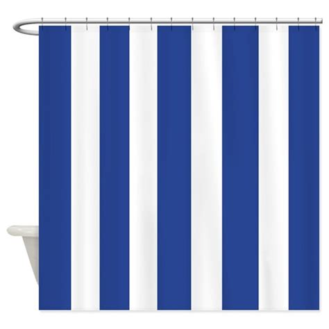 Navy And White Striped Curtains Uk by Navy And White Stripes Shower Curtain By Laughoutlouddesigns1