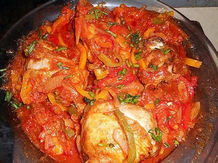 cuisiner cuisse de dinde au four recette de cuisse de dinde basquaise