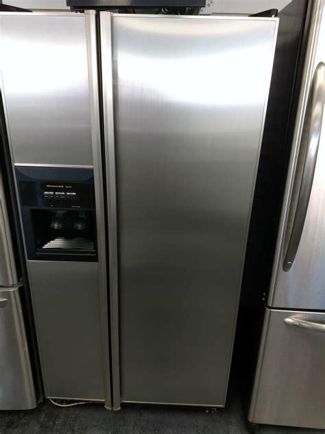 side  side refrigerator pg  appliances