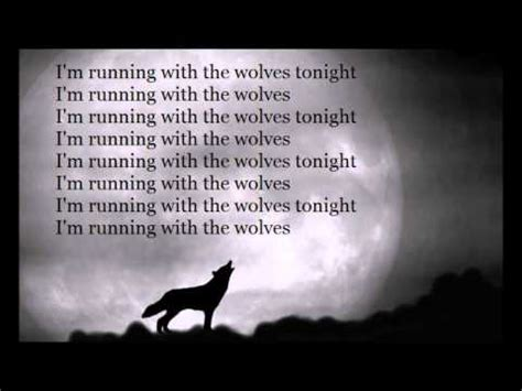 Time Is Running Out Testo by Running With The Wolves Traduzione E Testo