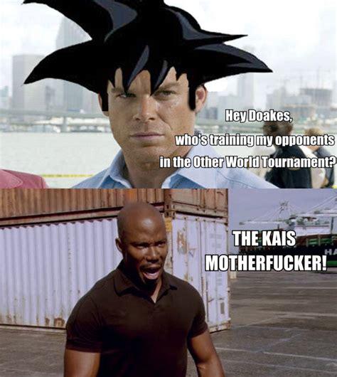 Doakes Meme - image 296540 james doakes quot surprise motherfucker quot know your meme