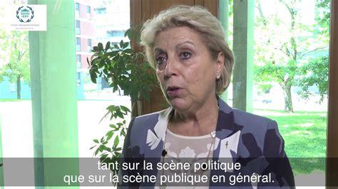 Journée internationale du parlementarisme : Fawzia Benbadis, parlementaire algérienne - YouTube