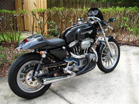 Harley Davidson Cafe Racer For Sale by Custom 2000 Harley Davidson Buell Cafe Racer For Sale
