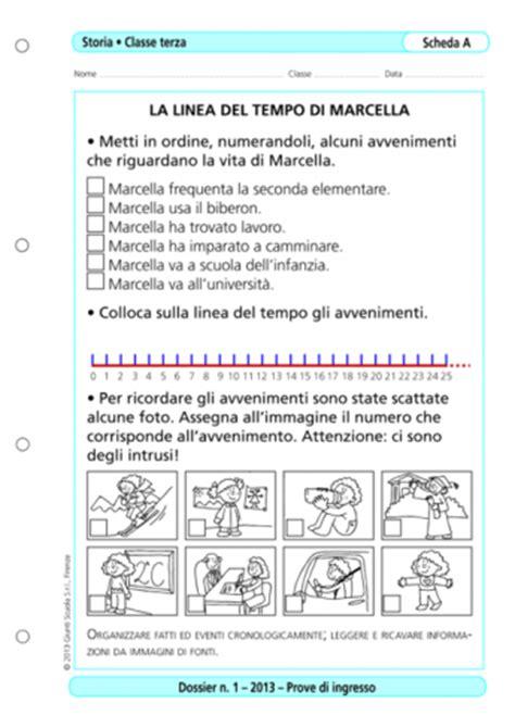 Prove Ingresso Seconda Media by Prove D Ingresso Storia Classe 3 La Vita Scolastica