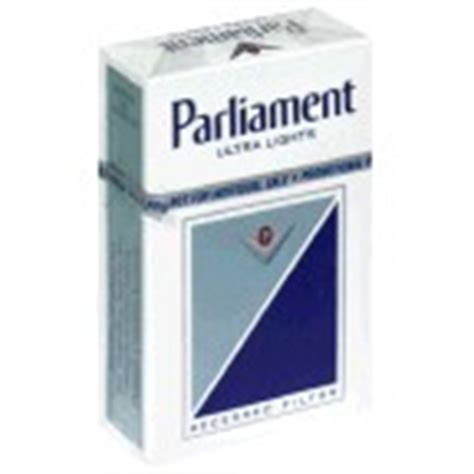 parliament ultra light ultra light cigarettes
