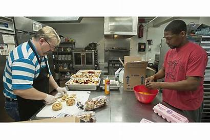 Cooking Homeless Chef Csmonitor