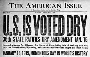 1919 – United States Year in Review – Legends of America