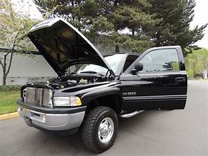 Used 2002 Dodge Ram 2500 Laramie 4x4    5 9l Cummins    6