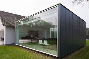 20 Captivating Glass Shipping Container Homes