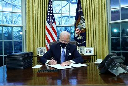 Biden Executive Orders Joe Signs 2021 Trump