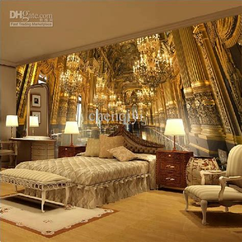 customized large scale mural  wallpaper wall