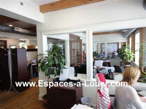location bureau montreal quot location bureau style loft vieux port de montreal quot