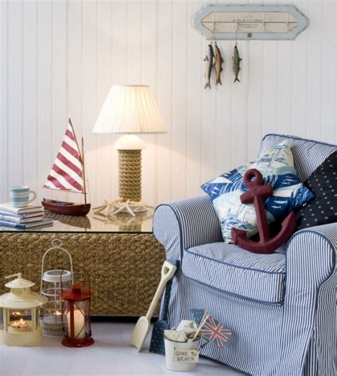 Nautical Home Decor Ideas by Nautical Home Decorating Ideas Nautical Handcrafted