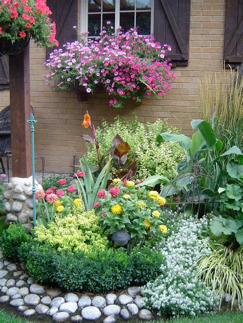 flower bed designs ideas  pinterest plant bed