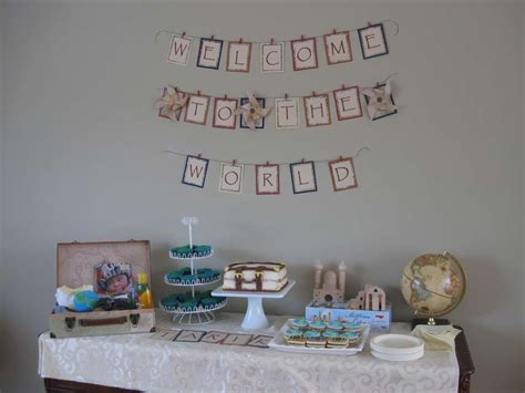 welcome to the world baby shower welcome to the world baby shower party ideas photo 5 of