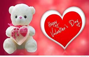 message Valentine's day