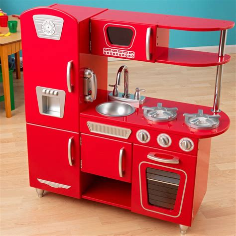 Have To Have It Kidkraft Vintage Play Kitchen 14898not