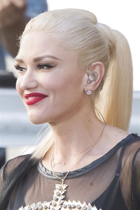 gwen stefani hairstyle hairstyles by unixcode