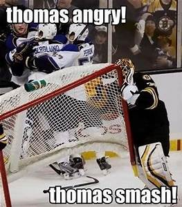 45 Very Funny H... Funny Hockey Goalie Quotes