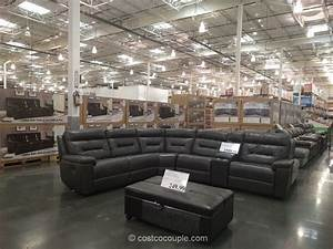Leather reclining sectional sofas with chaise for Taylor 7 piece modular sectional sofa