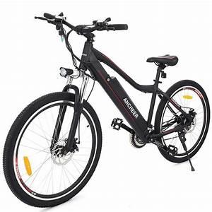 E Bike Power : reviewing the ancheer power plus electric mountain bike ~ Jslefanu.com Haus und Dekorationen
