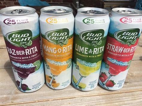 bud light rita new flavors bud light lime a rita alcohol content iron blog