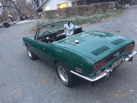 1970 For Sale by 1970 Fiat 850 Spider For Sale