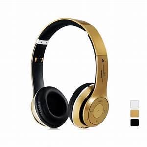 Casque Audio Long Fil : s460 sans fil st r o bluetooth casque avec fente pour ~ Edinachiropracticcenter.com Idées de Décoration