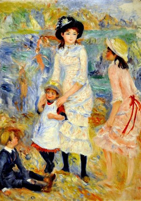 17 Best Renoir The Two Young Girls Images On Pinterest