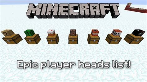 Commands Minecraft Decoration