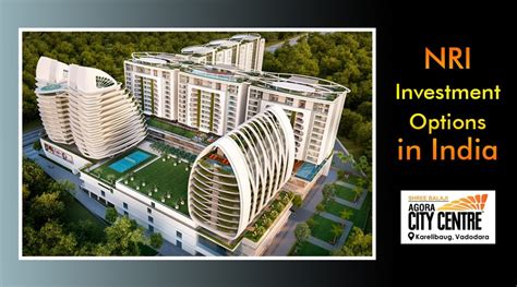 The launch of embassy reit in 2019 opened up a new asset class for investment in country. NRI investment options in India - Shree Balaji Group