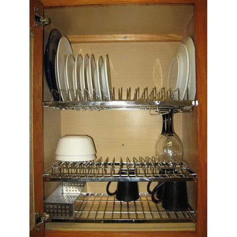 cabana  cabinet stainless steel dish rack kitchen rack diy kitchen storage kitchen storage