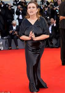 Chewing Gum On Carpet by Carrie Fisher Laughs Off Concerns Of A Drug Relapse