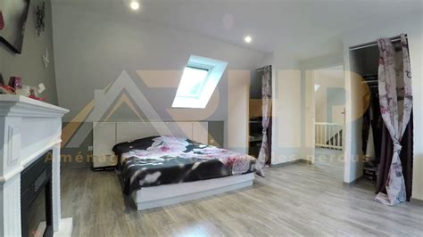 chambres combles amenager une chambre dans les combles photos de