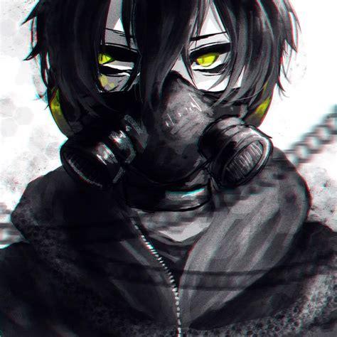 Anime Gas Mask Anime Amino