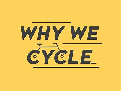 Cycle Why Dribbble Animation Bikes