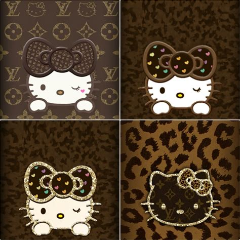 Brown Hellokitty Wallpapers(4