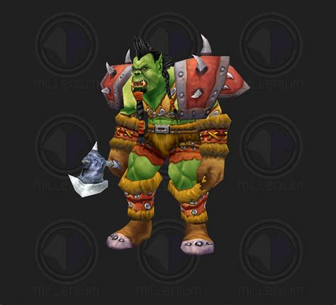 guides transmogrification grunt d 39 orgrimmar of warcraft